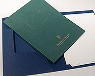 Side Bound Tax Folders